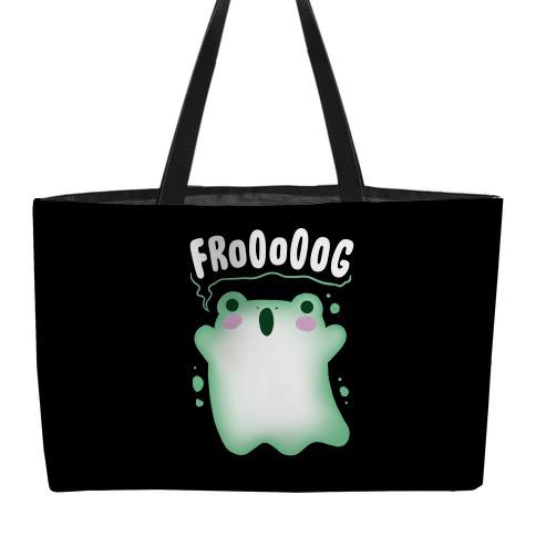 FroOoOOg Weekender Tote