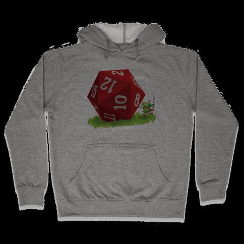 D20 Katamari Hooded Sweatshirt