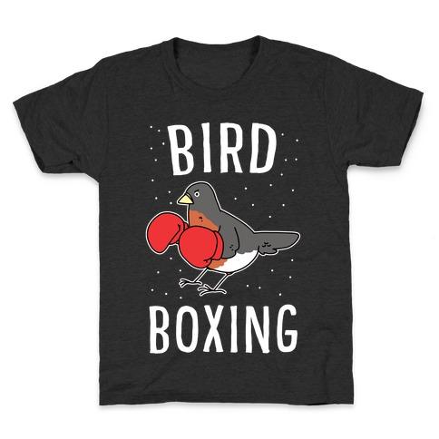 Bird Boxing Kids T-Shirt