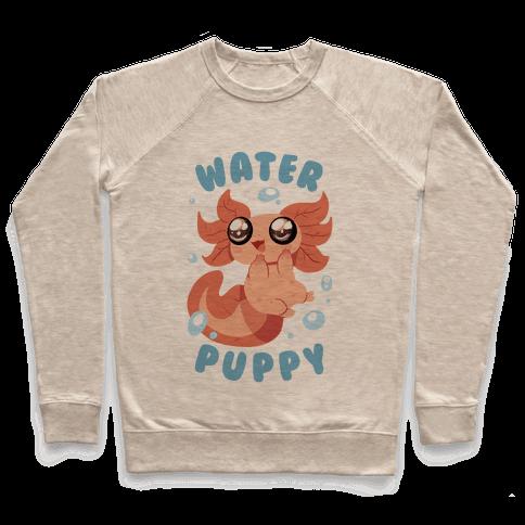 Water Puppy Axolotl Pullover
