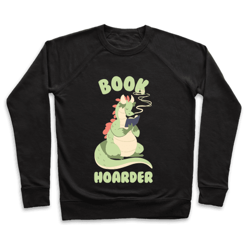 Book Hoarder Pullover