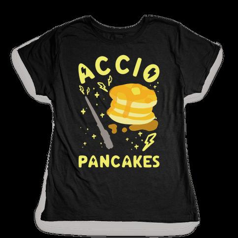 Accio Pancakes Womens T-Shirt