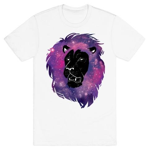 Galaxy Lion T-Shirt