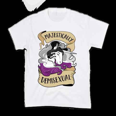 Majestically Bisexual Kids T-Shirt