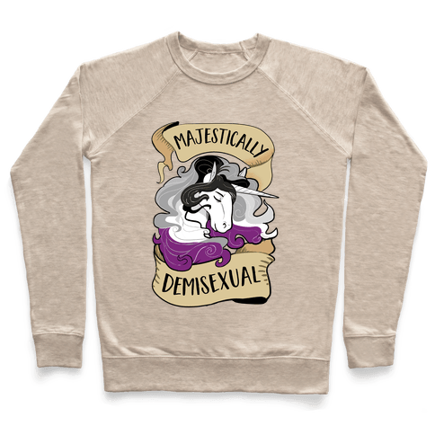 Majestically Bisexual Pullover