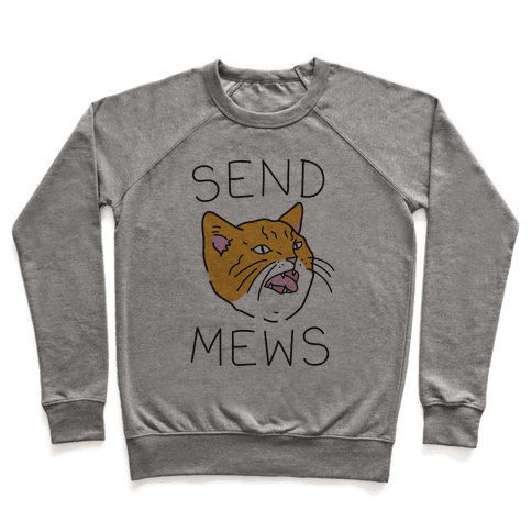Send Mews Pullover