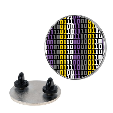 Non-Binary Code Pin