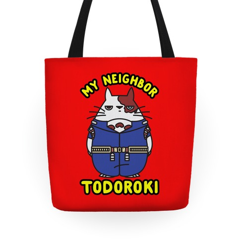My Neighbor Todoroki Tote