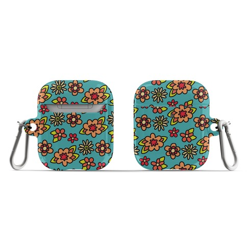70's Flower Pattern AirPod Case