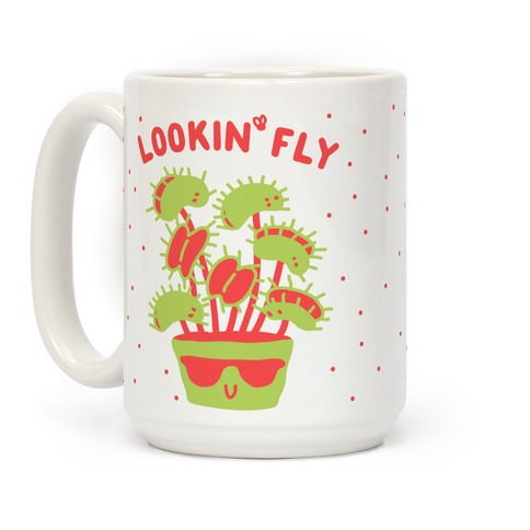 Looking Fly Coffee Mug