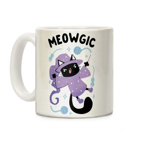 Meowgic Coffee Mug