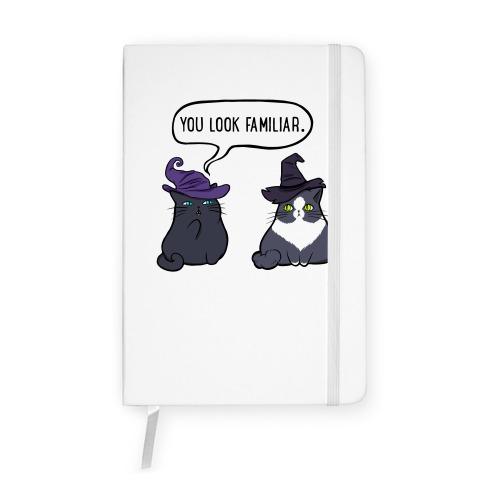 You Look Familiar Notebook