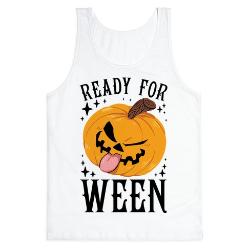 Ready For Ween Tank Top