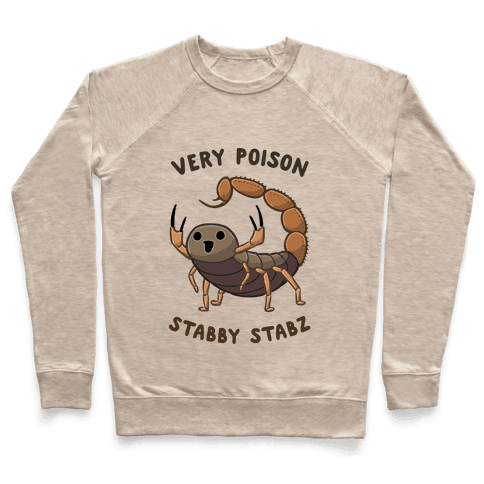 Very Poison Stabby Stabz Pullover