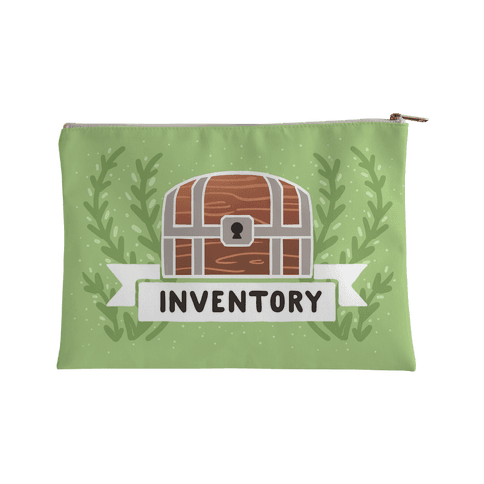 Inventory Chest Accessory Bag
