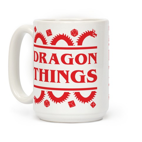 Dragon Things Coffee Mug