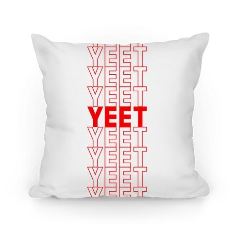 Thank You Bag Parody (Yeet) Pillow