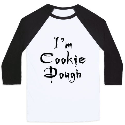I'm Cookie Dough