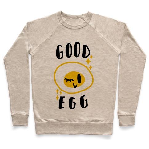 Good Egg Pullover