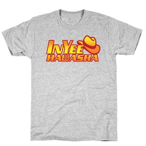 InYeeHawsha Parody Mens/Unisex T-Shirt