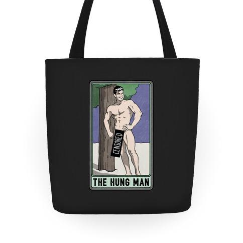 The Hung Man Tarot Tote
