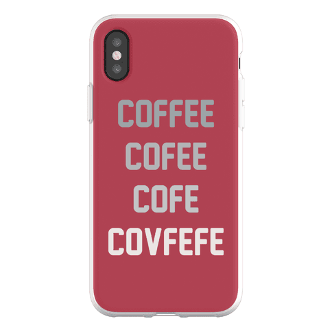Woke Cofveve Phone Flexi-Case