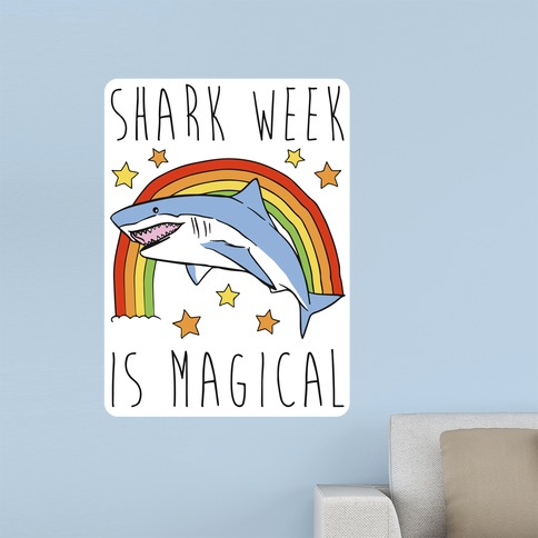 Shark Week Is Magical