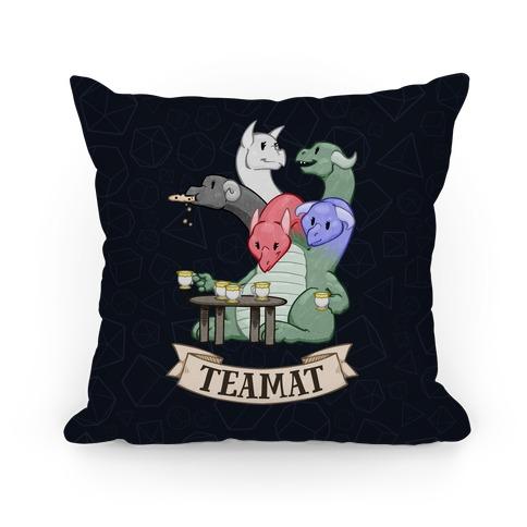 Teamat Pillow