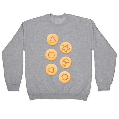Dalgona Cookies Pullover