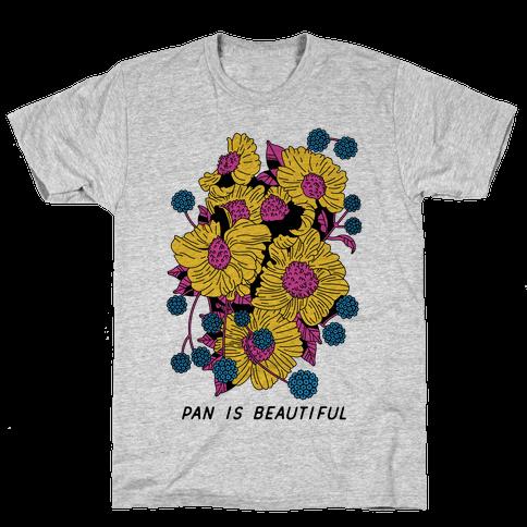 Pan is beautiful Mens T-Shirt