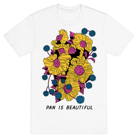 Pan is beautiful Mens T-Shirt