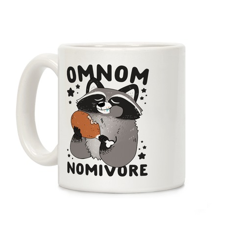 Omnomnomivore Coffee Mug
