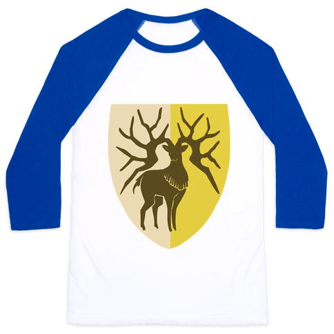 Golden Deer Crest - Fire Emblem Baseball Tee