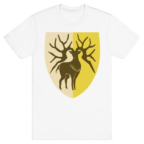 Golden Deer Crest - Fire Emblem T-Shirt