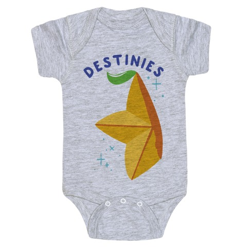 Paopu Fruit Destinies Baby Onesy