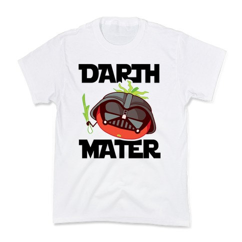 Darth Mater Kids T-Shirt