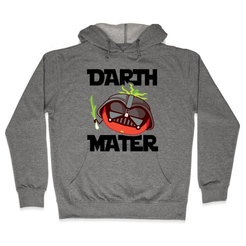 Darth Mater Hooded Sweatshirt