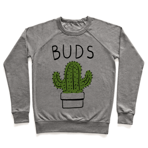 Best Buds Cactus Pullover
