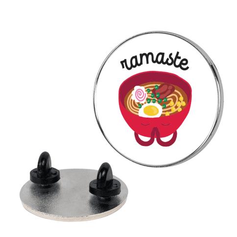 Ramaste Pin