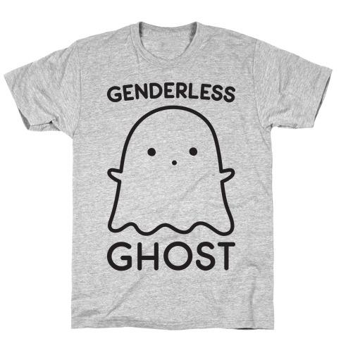 Genderless Ghost T-Shirt