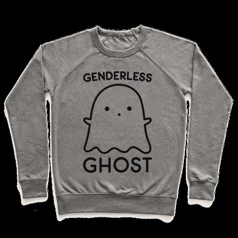 Genderless Ghost Pullover
