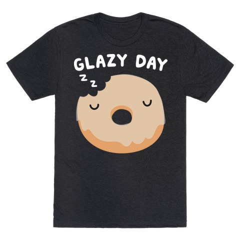 Glazy Day Donut T-Shirt