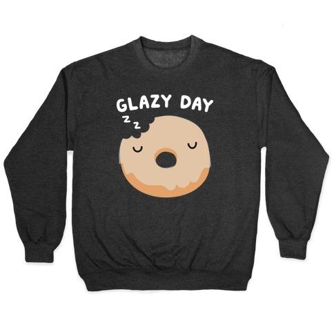 Glazy Day Donut Pullover