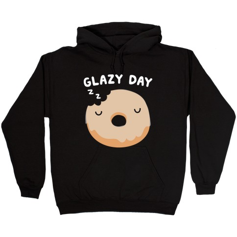 Glazy Day Donut Hooded Sweatshirt