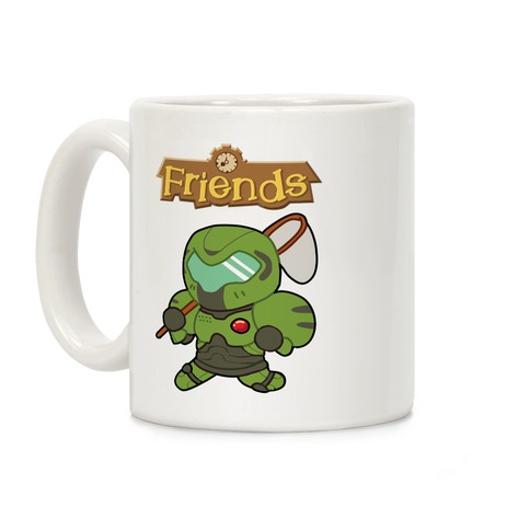 Best Friends (Doomguy Only) Coffee Mug