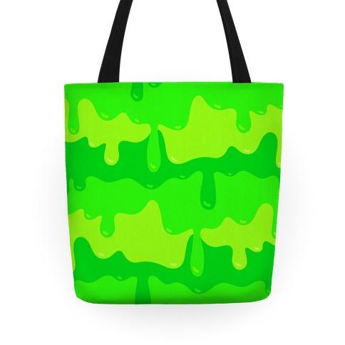 Green Slime Tote