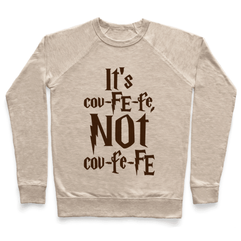 It's Covfefe Not Covfefe Parody Pullover