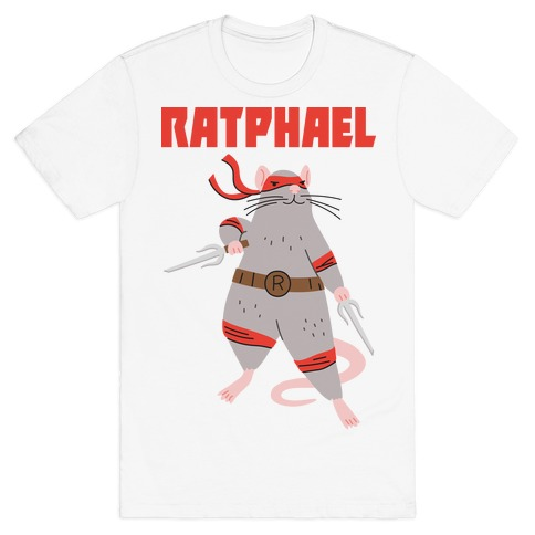Ratphael (Raphael Rat) T-Shirt