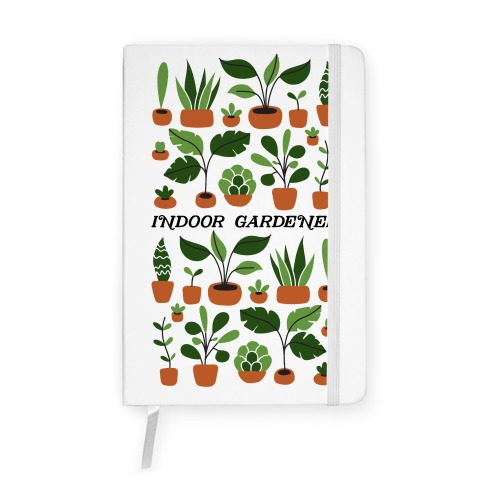 Indoor Gardener Notebook