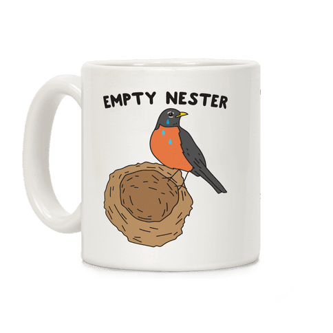 Empty Nester Coffee Mug